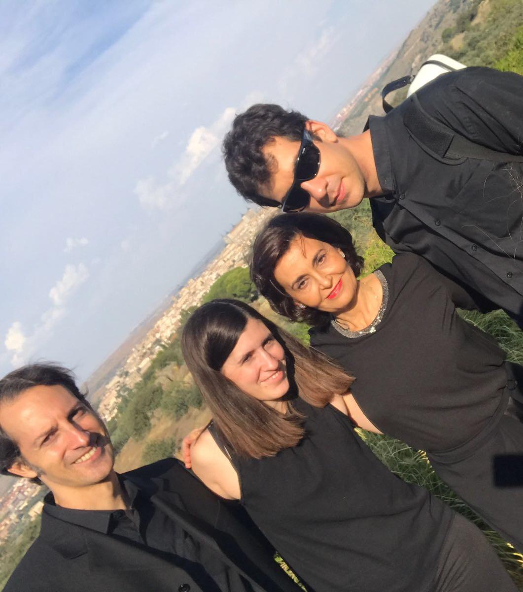 Grupo musical 'En Alas del Canto' para bodas en Madrid, Toledo, Ávila, Segovia y Guadalajara