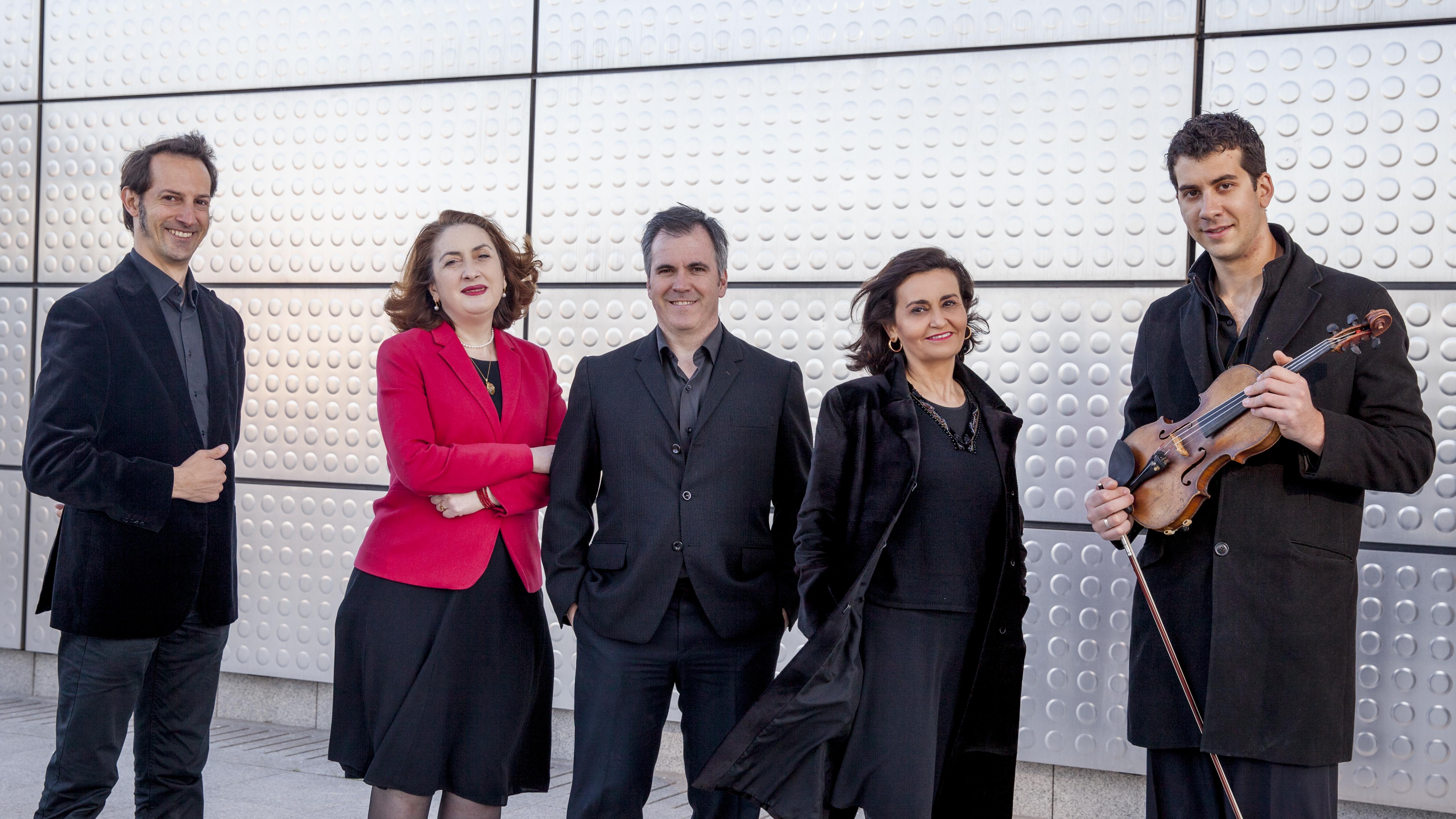 Grupo musical para funeral en Madrid y alrededores 'En Alas del Canto'