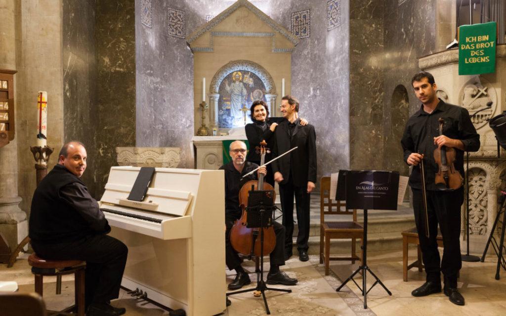 Coro o grupo musical para Boda civiles o religiosas