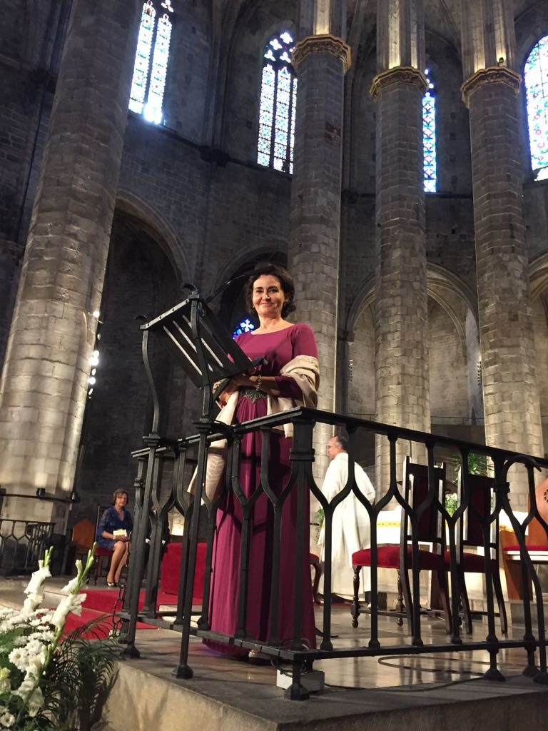 Cantante soprano para bodas en Toledo Reyes Moraleda