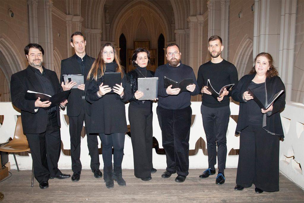 Grupo musical para bodas 'En Alas del Canto'. Madrid, Toledo, Segovia y Ávila.