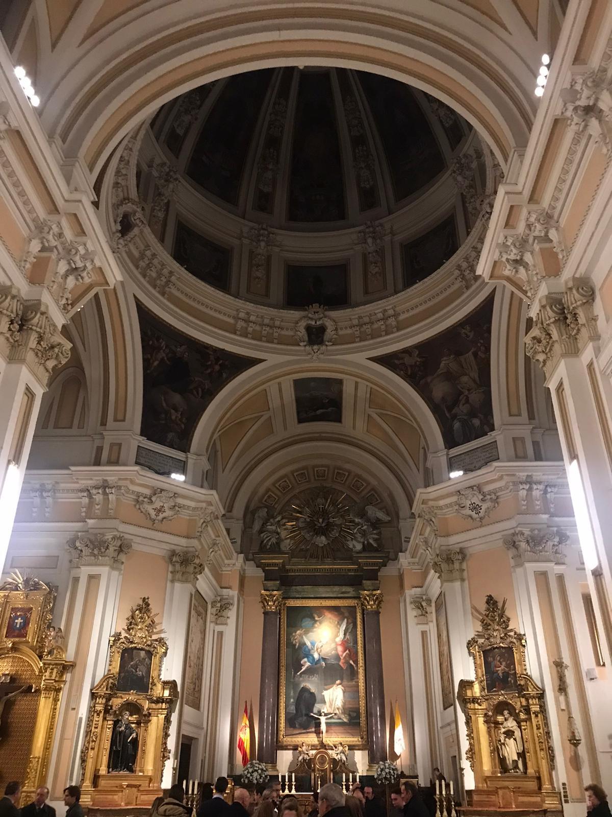 Catedral Castrense. Grupo musical para funerales 'En Alas del Canto'