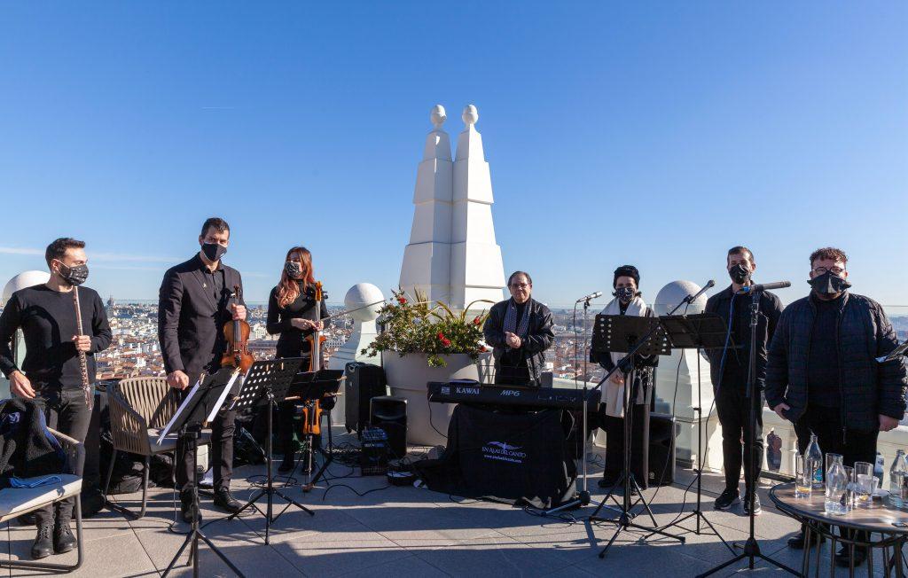 Grupo musical para Conciertos, Eventos y Recitales - Reyes Moraleda