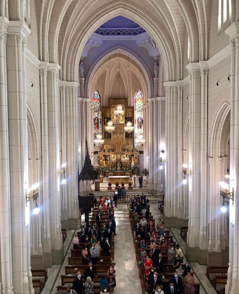 Cantante soprano para bodas religiosas, Reyes Moraleda