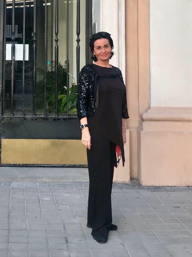 Cantante soprano para funerales, Reyes Moraleda