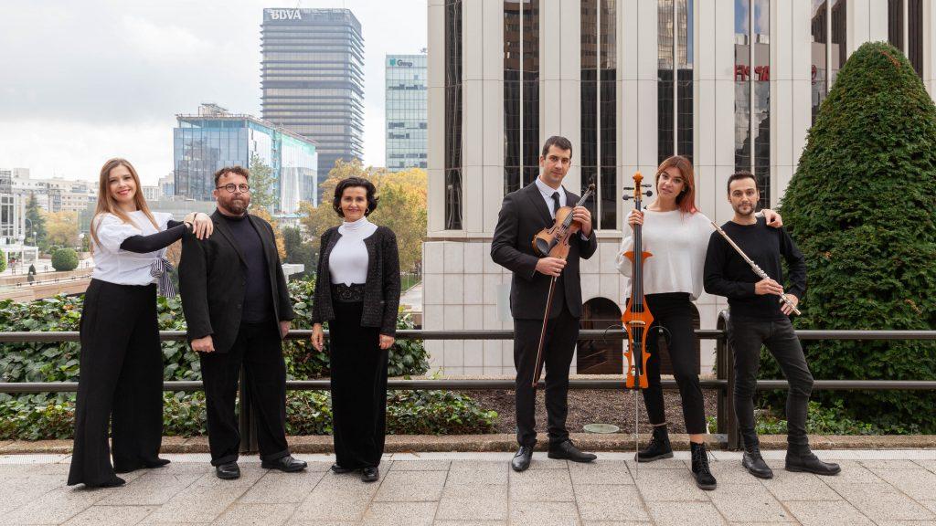 Grupo musical 'En Alas del Canto', Reyes Moraleda