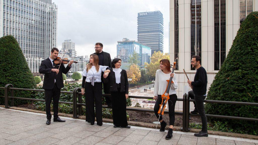 Grupo musical para Conciertos, Recitales, Eventos